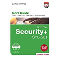 CompTIA Security+ SY0-501 Cert Guide, Academic Edition