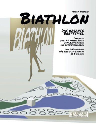 Biathlon - Das rasante Brettspiel: Volume 1 Brettspielbuch: Amazon ...