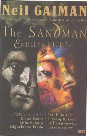 Download Sandman The Endless Nights Sandman Graphic Novels