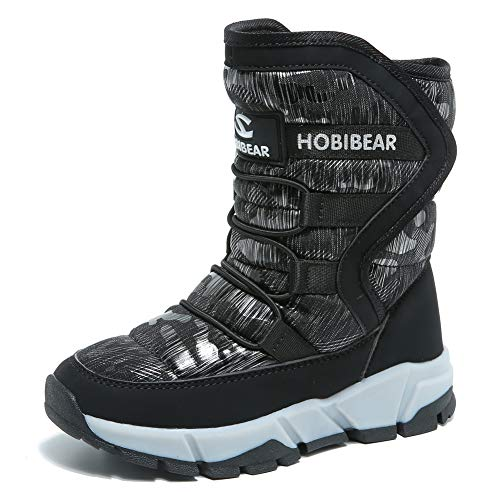 BODATU Boys Snow Boots