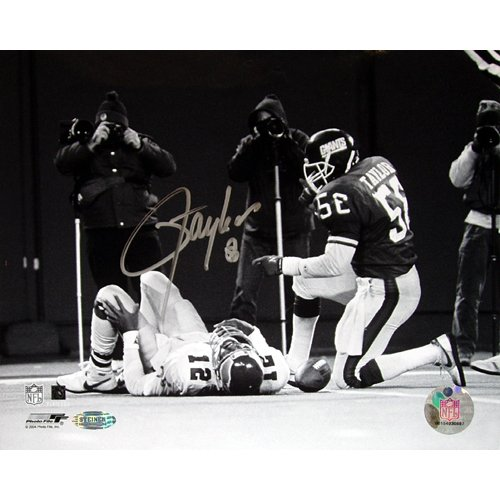 Steiner Sports NFL New York Giants Lawrence Taylor Sack over Randall Cunningham (16 x 20-inch) by Steiner Sports