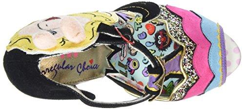 T Originali bar Scelta Irregolari Multicolore Di multi Delle Donne Sandali Nero Diva SqE4Uxwfx