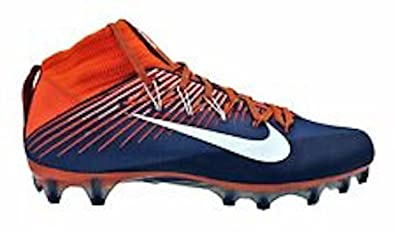 8ffe00edbbce Nike Vapor Untouchable 2 Football Cleats (Size 12) Orange Blue White 835646  810 (