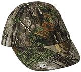 Carhartt Baby Boys' Camo Duck Hat, Realtree Xtra, Infant