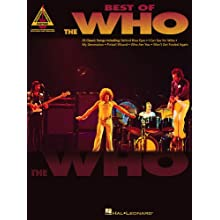 Best of The Who: Guitar Recorded Versions