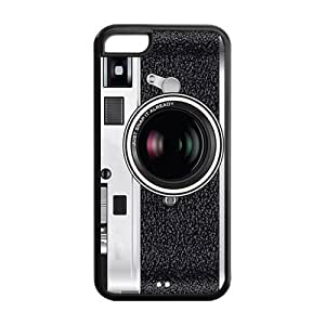 5s Phone Cases, Camera Hard pc hard Rubber Cover Case for iphone 5s