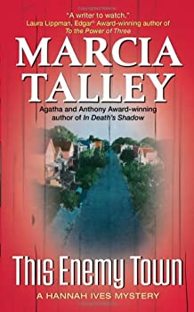 This Enemy Town: A Hannah Ives Mystery (Hannah Ives Mysteries) 0060587393 Book Cover