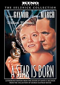Amazon a star is born janetgaynor fredricmarch adolphemenjou a star is born 1936 malvernweather Choice Image