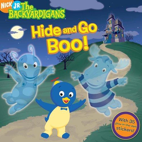 Read Online Hide and Go Boo! (The Backyardigans) pdf epub