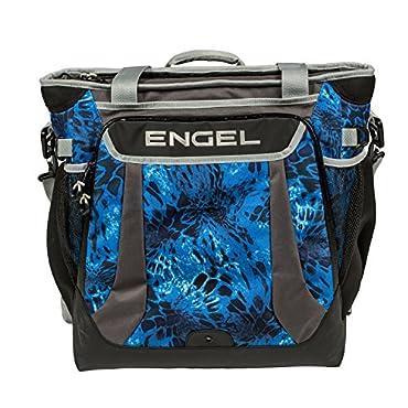 Engel Prym1 High-Performance Backpack Cooler, Shoreline Camo (ENGCB2-P1SL)