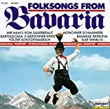Folksongs From Bavaria