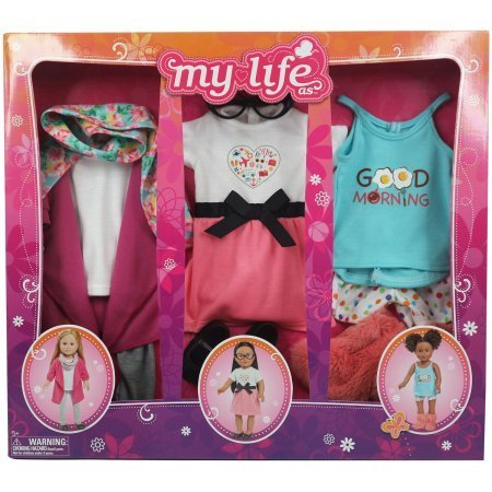 (My Life As Clothing Sets (Set of 3 outfits))