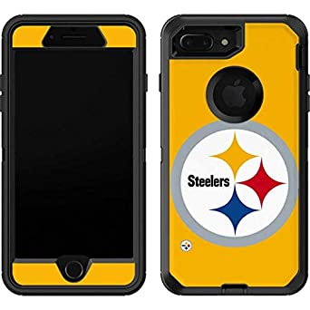 new product 34053 816c4 Amazon.com: NFL Pittsburgh Steelers OtterBox Defender iPhone 7 Plus ...