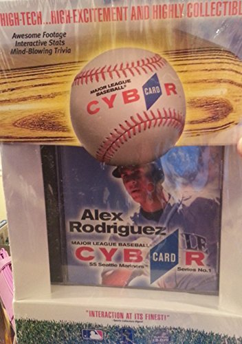 (Major League Baseball Cybr Card - Alex Rodriguez)