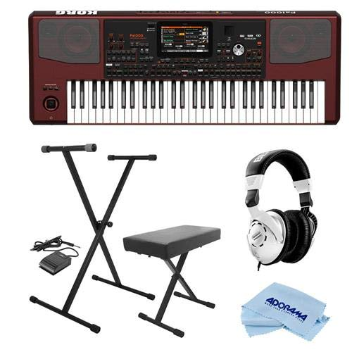 Korg Pa1000 Professional Arranger Keyboard, 61 Semi-weighted for sale  Delivered anywhere in USA