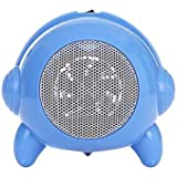 Mini Cartoon Warmer Mini Household Heater Blue