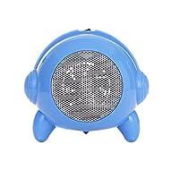 Mini Cartoon Warmer Mini Household Heater Blue