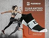 MudGear No-Show Socks - Premium Mens & Womens Below