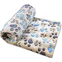 Soft Warm Pet Fleece Blanket Bed Mat Pad Cover Cushion for Dog Cat Puppy Animal Koalcom