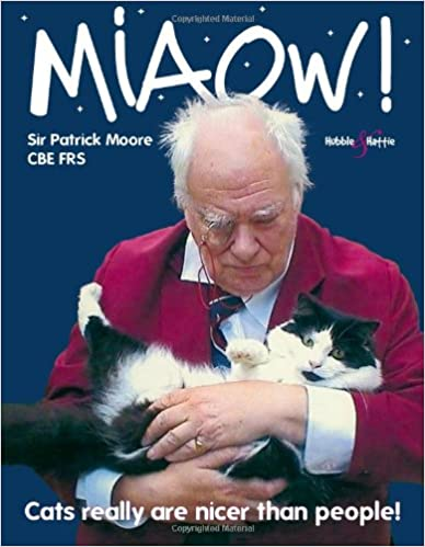 Book Miaow!: Cats really are nicer than people!