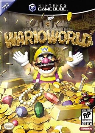 Amazon Com Wario World Gamecube Video Games
