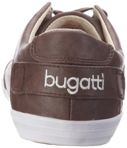 Bugatti D85046 Herren Sneakers Braun (dunkelbraun 610)