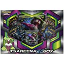 Pokemon Tsareena-GX Collectible Cards