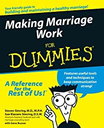 Image of the product Making Marriage Work For that is listed on the catalogue brand of Brand: For Dummies.