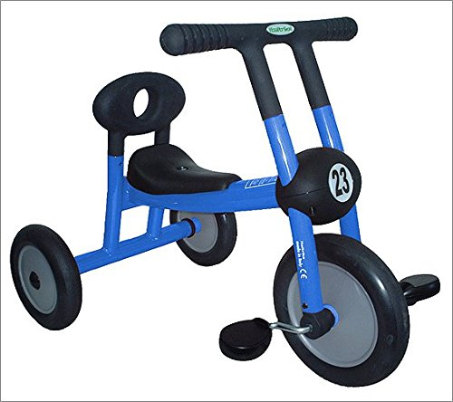 Italtrike Pilot Series Double Seat Walker Riding Push ()