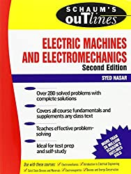 Schaum's Outline of Electric Machines & Electromechanics (Schaum's Outline Series)