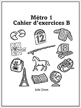Book Metro 1 Workbook B Euro Edition (Pack of 8) (Metro for 11-14) by Julie Green (2002-09-03)