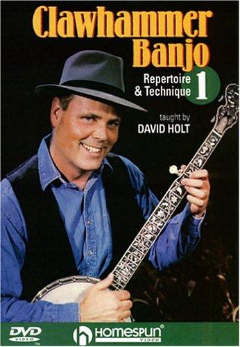 David Holt Banjo (DVD-Clawhammer Banjo#1)
