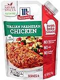 McCormick Oven Bakes Italian Parmesan Chicken, 8 oz (Case of 6)