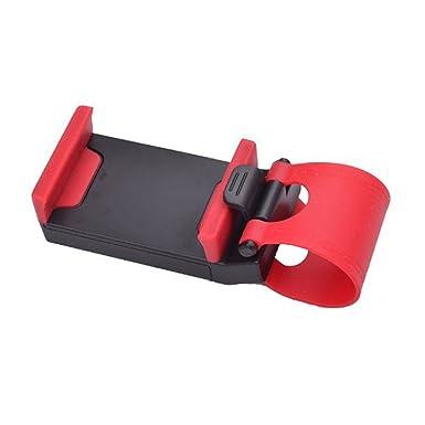 Soporte movil para carrito de bebe - Rojo