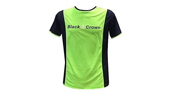Camiseta Padel Black Crown Hombre Keep-Verde-XXL: Amazon.es ...