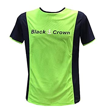 Camiseta Padel Black Crown Hombre Keep-Verde-XXL: Amazon.es: Deportes y aire libre