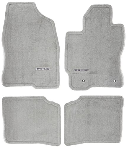 Genuine Toyota (PT208-47045-11) Floor Mat (Carpet Toyota Mats)