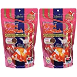 Hikari Gold Baby Floating Pellets for Koi and Pond Fish for Pets, 10.5-Ounce (2 Pack)