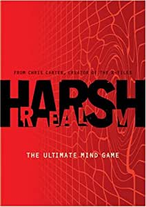 Harsh Realm : The Ultimate Mind Game - The Complete Series (Three-Disc Collector's Edition)
