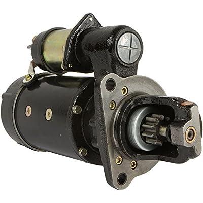 DB Electrical SDR0027 Starter For Caterpillar 3204 931B 931C 935B 935C 951 DB3SA /Cummins B Series International Cargostar S series: Automotive