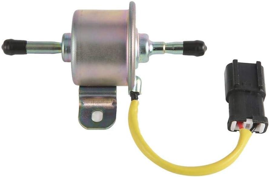 Colinsa Pompe /à Carburant Universelle 12 V 3 psi-5psi Pompe /à Carburant /électronique pour Yanmar RH-EP015