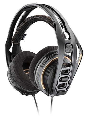 Plantronics Gaming Headset, RIG 400 Stereo Gaming Headset fo