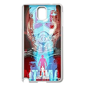 Samsung Galaxy Note 3 Cell Phone Case White Ant Man Poster F0I1K