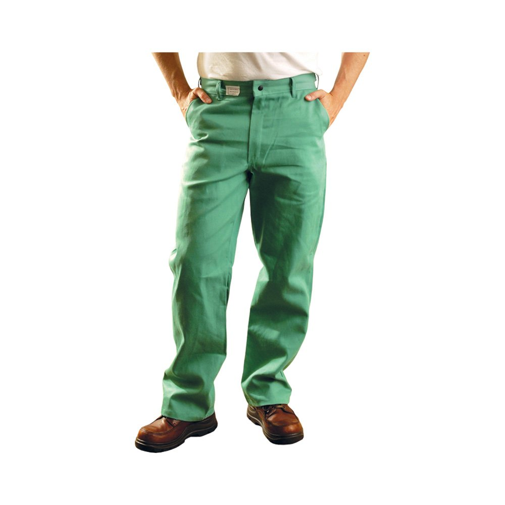 Occunomix Mig Wear Flame Resistant Pants/Length 30 34 Green
