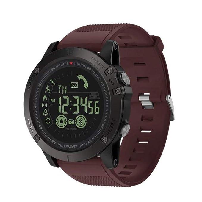 Amazing Military Grade Super Tough Reloj Inteligente para Hombre ...