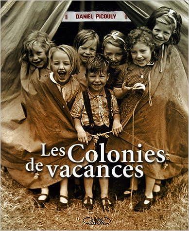 Livre Les Colonies de vacances pdf, epub