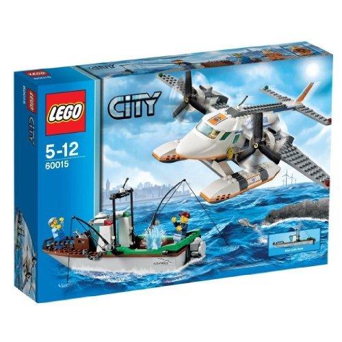 LEGO City Coast Guard Plane Plane Plane (60015) by LEGO 8f5abd