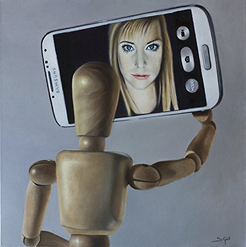 (Selfie (Limited Edition on Canvas - 36x36 in.))