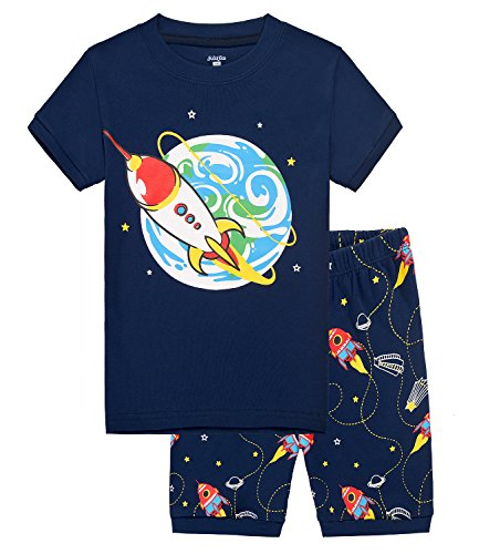 Aiqie Rocket Pajamas Cotton Clothes