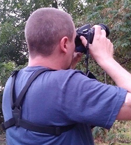 Camera Strap & Binocular Harness | Adjustable Shoulder Strap